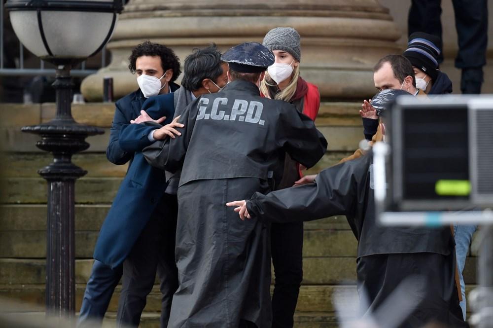 Robert Pattinson'ın dublörü de corona virüse yakalandı - 9