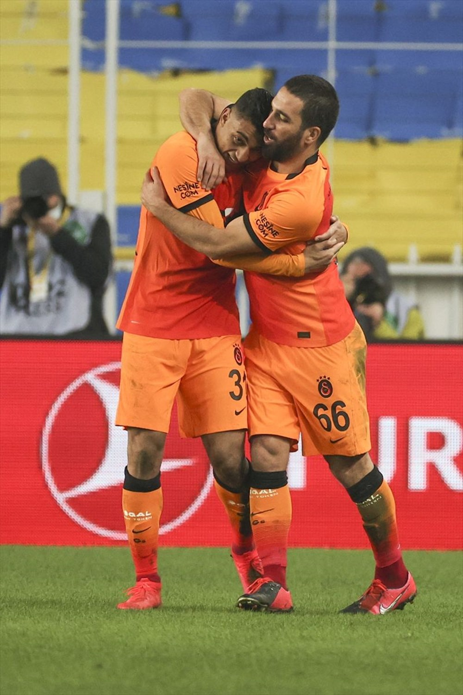Derbide kazanan Galatasaray - 30