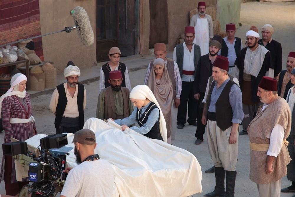 Muallim filminin çekimleri Kula'da devam ediyor - 4