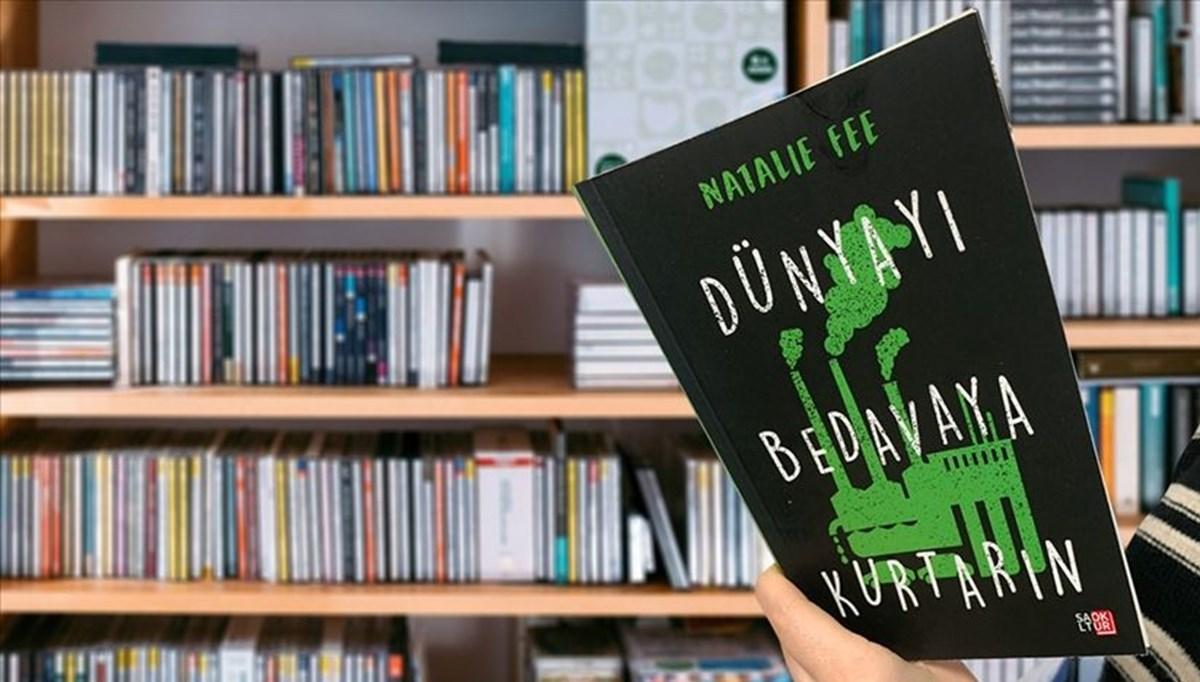 Ödüllü yazar Natalie Fee'den Dünyayı Bedavaya Kurtarın kitabı