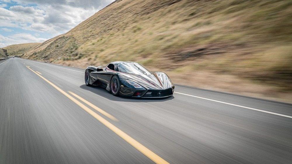 SSC Tuatara, 'Dünyanın en hızlı otomobili' olduğunu kanıtladı - 2