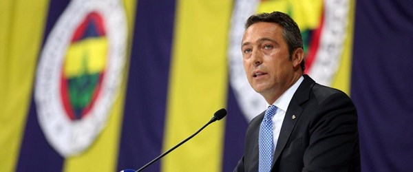Ali Koç'tan başkanlık yarışında yeni adım
