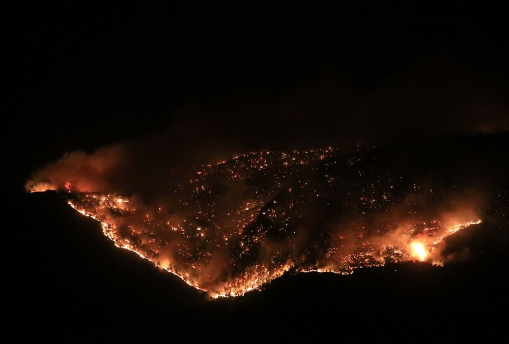 Antalya, Adana, Mersin,Muğla, Osmaniye ve Kayseri 'de orman yangınları - 5