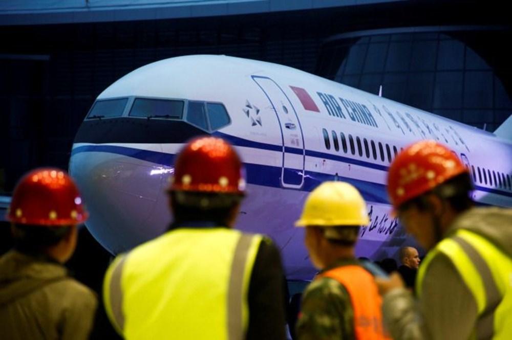 Boeing 737 MAX bir kez daha uçuşlara başladı - 2