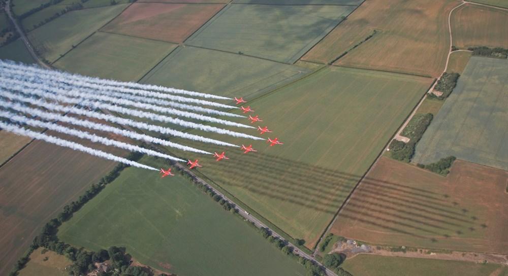 2020 Kraliyet Hava Kuvvetleri Fotoğraf Yarışması'nın kazananları - 15