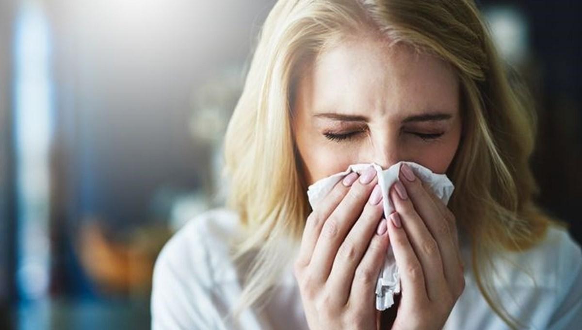 Polen alerjisi mevsimi başladı: Maske takmak koruma sağlayabilir