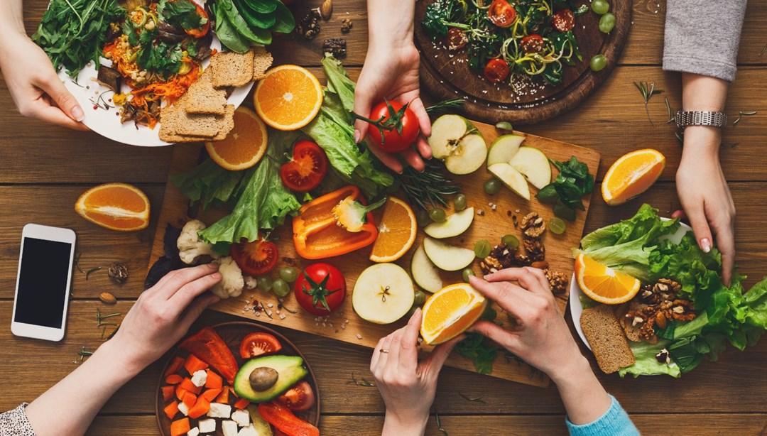 Bağışıklık sistemini güçlendiren 50 sağlıklı besin önerisi