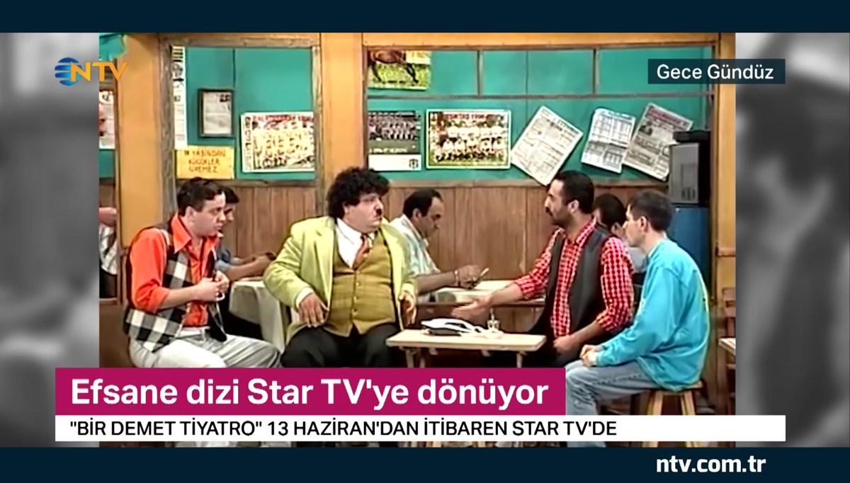 Efsane dizi Star TV'ye dönüyor (Gece Gündüz 10 Haziran 2020)