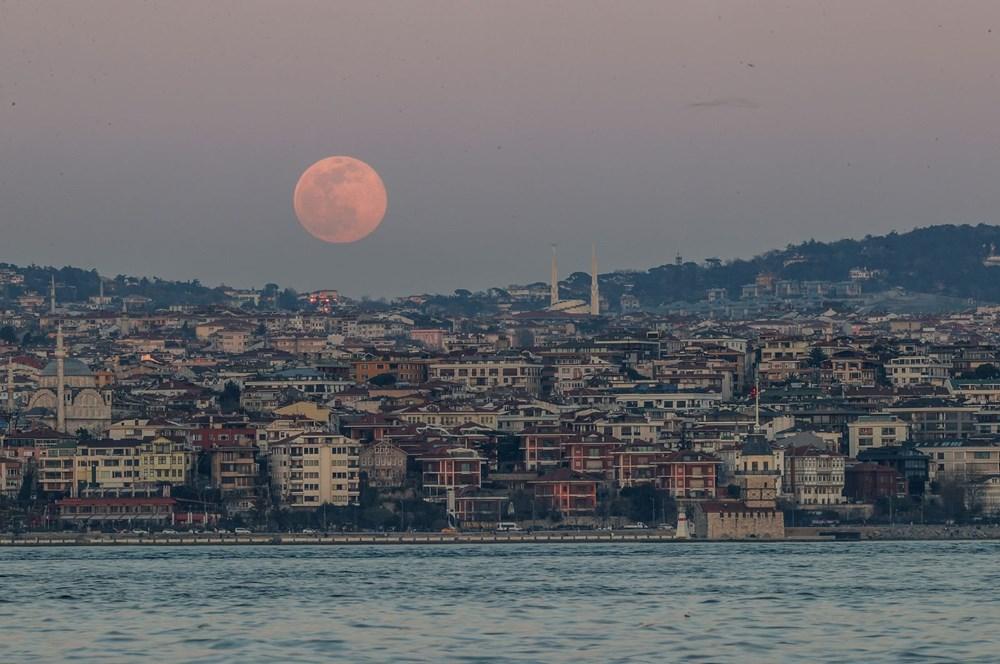 Yurttan 'Süper Solucan Ay' manzaraları - 21