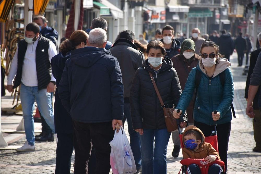 Trakya'da corona virüs yükselişe geçti, önlemler artırıldı - 5