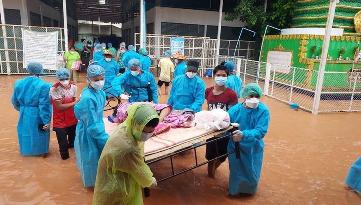 Halk, oksijen sırasındayken başından vuruluyor: Myanmar, Covid-19'un süper yayıcısı konumunda