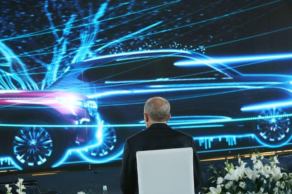 Türkiye'nin Otomobili fabrikasına ilk harç: 18 ayda tamamlanacak - 11