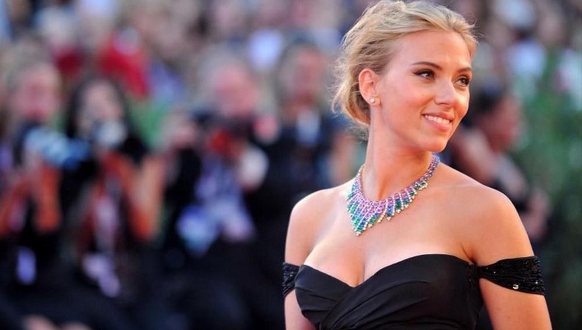 Altı yaşındaki kızıyla Evde Tek Başına 3'ü izleyen Scarlett Johansson: Filmde beni fark etmedi