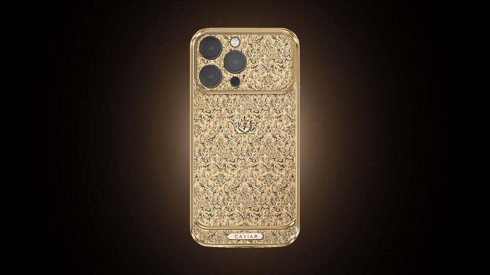 Bu iPhone tamamen altından: Fiyatı 445 bin lira - 2