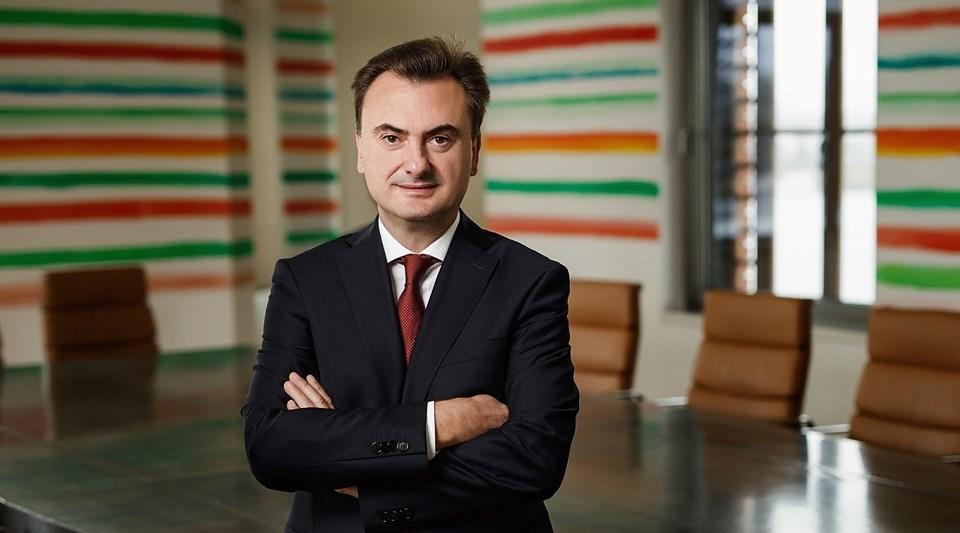 Borusan Holding CEO'su Erkan Kafadar