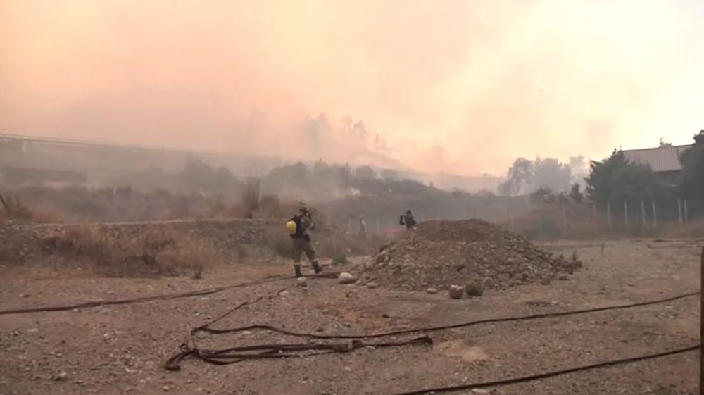Akdeniz alev aldı: Yunanistan ve İtalya'da orman yangınları sürüyor - 57