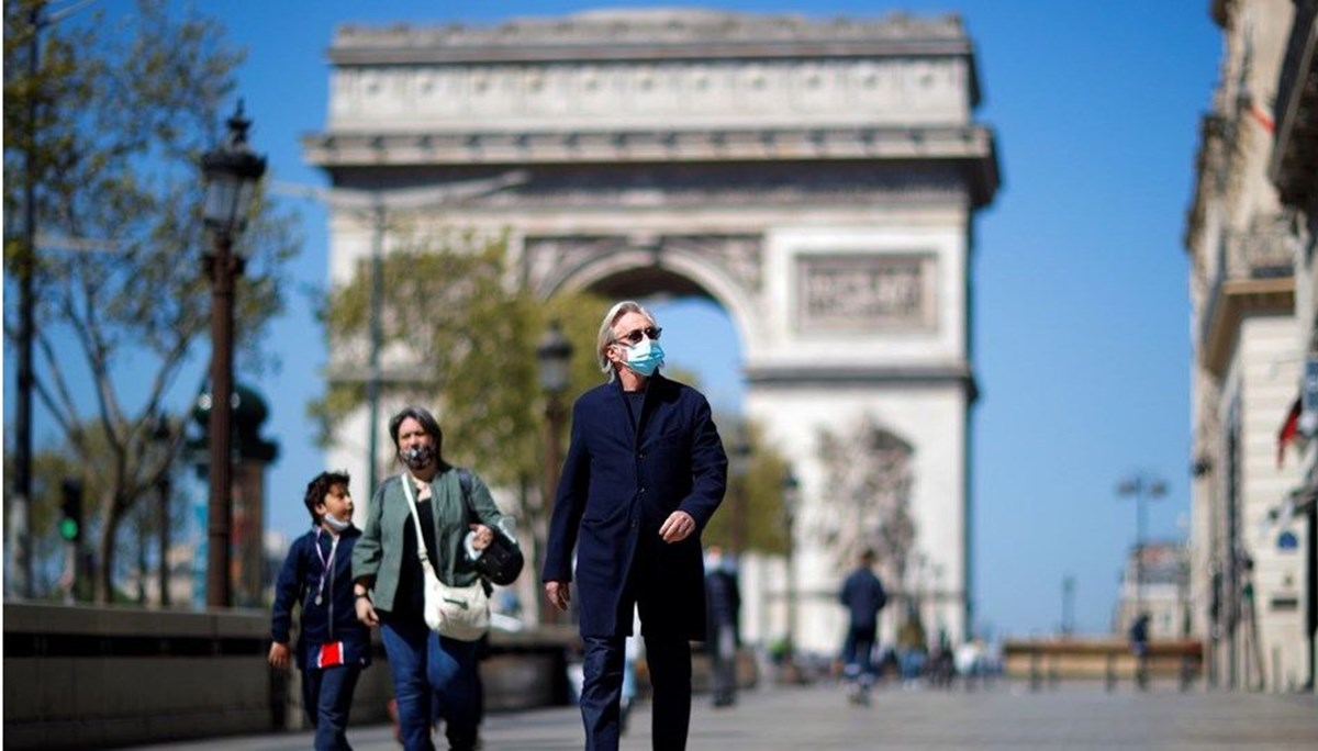 SON DAKİKA:Fransa'da yeni kısıtlama kararları açıklandı