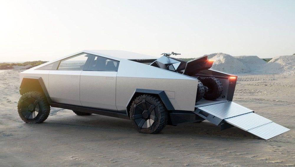 Tesla Cybertruck yüzebilecek mi? (Elon Musk'tan ilginç açıklama) - 8