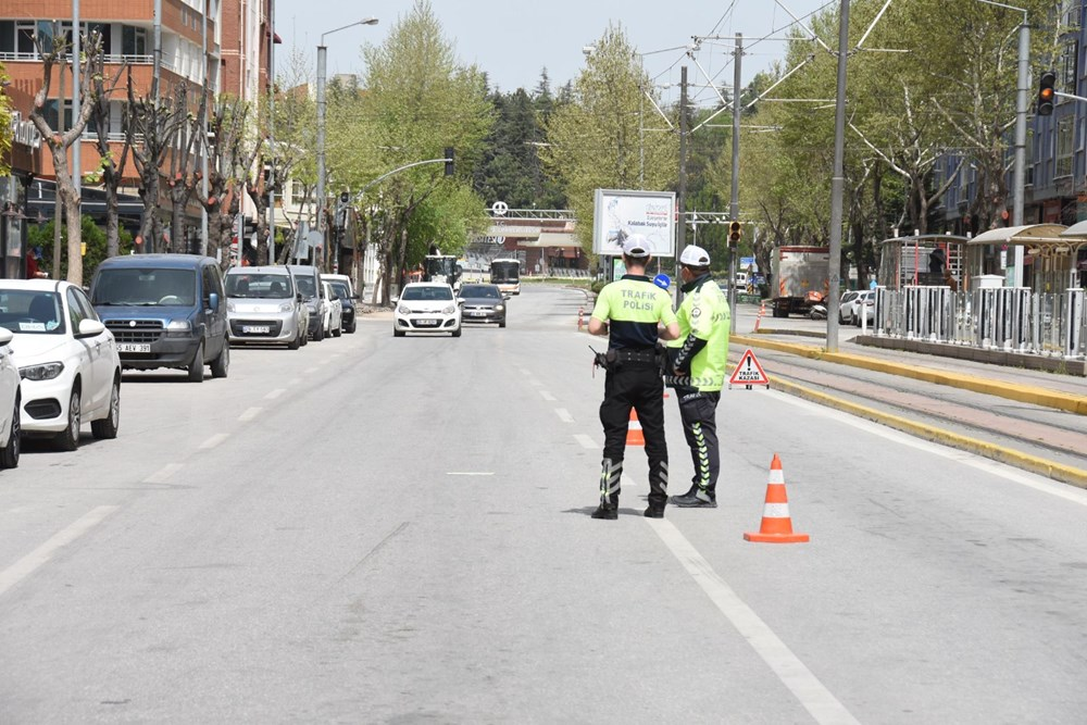 Eskişehir'de sağlıkçıları sevindiren vaka düşüşü - 3
