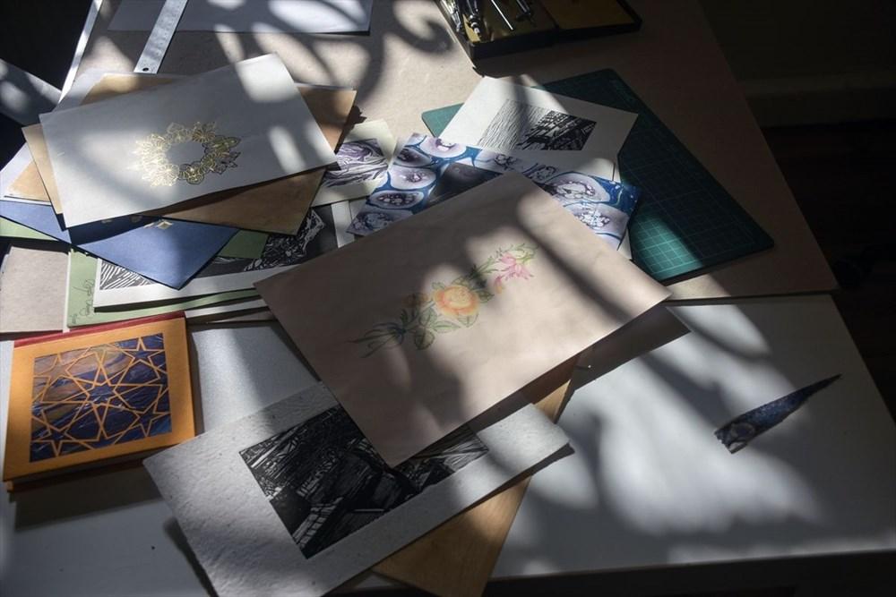 Meksikalı sanatçı Sofia Chavez'in Dolmabahçe Sarayı'na uzanan sanat yolculuğu - 4