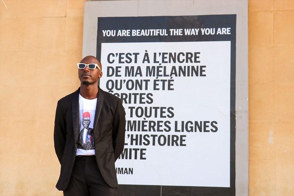 Afrikalı sanatçılar, Olduğun gibi güzelsin isimli çağdaş sanat projesinde birleşti - 10