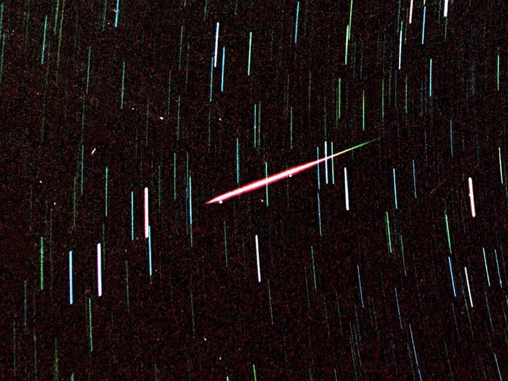 Leonid meteor yağmuru için geri sayım (Leonid meteor yağmuru ne zaman?) - 6