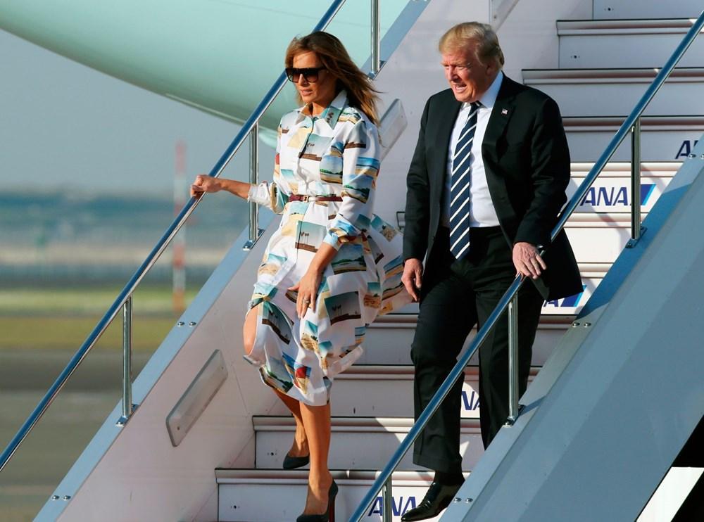 Yeni kitap yeni iddialar: Melania Trump'ın ses kaydı konuşuluyor - 2