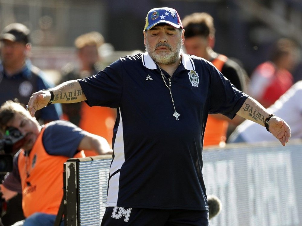 Diego Maradona'nın adını/lakabını filmde kullanamayacaklar - 3