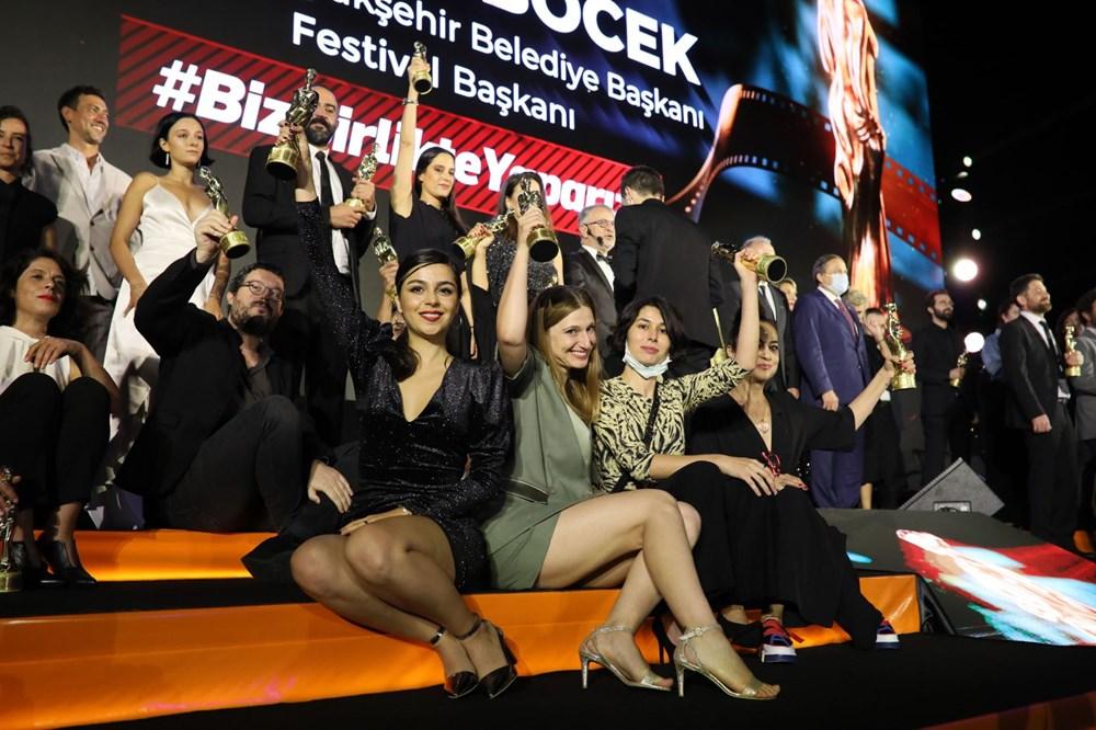 Altın Portakal'a kadınlar damga vurdu - 10