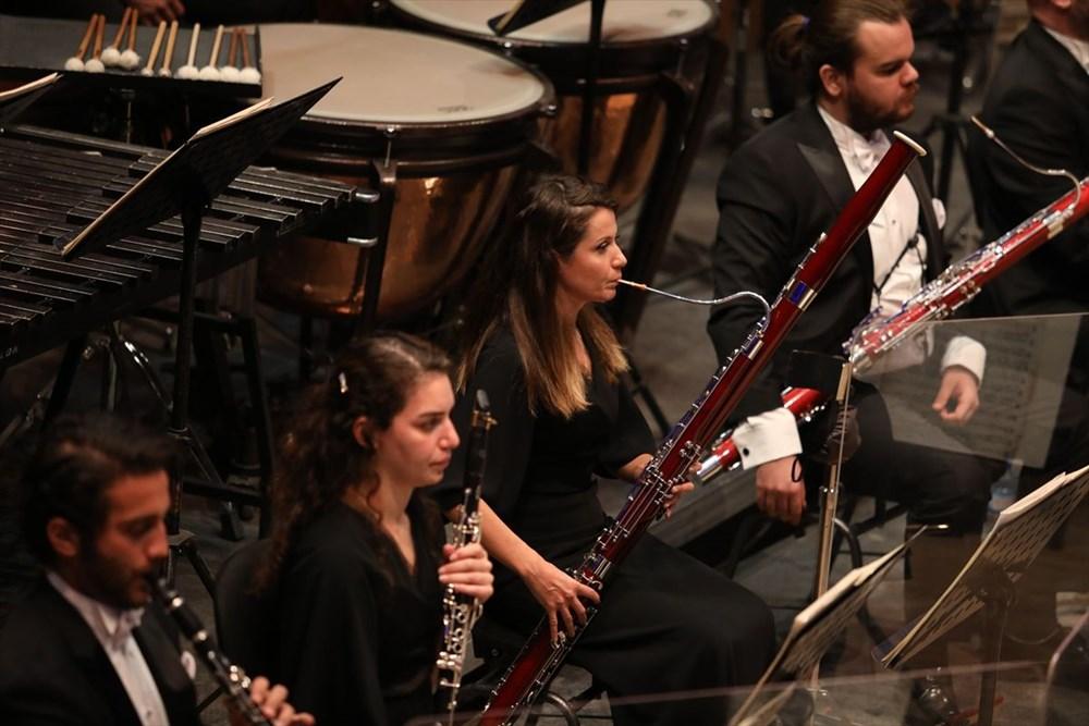 Cumhurbaşkanlığı Senfoni Orkestrası yeni bina açılış konseri - 2