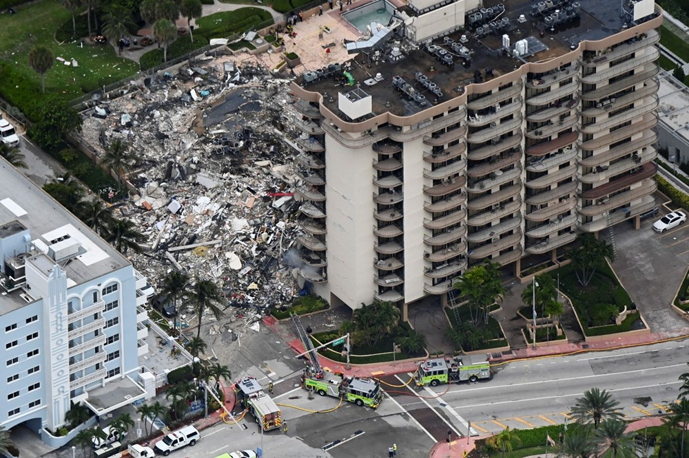 Building collapsed in the USA: Loss of life increased to 4, 159 people missing - 36
