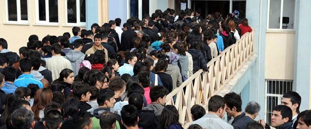17 bin aday istediği ilde sınava giremedi
