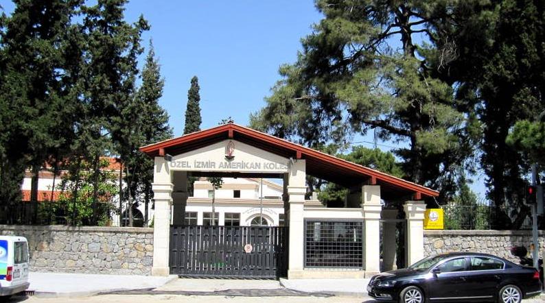 İzmir Amerikan Koleji: