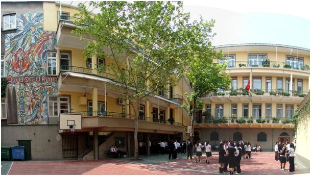 Sankt Georg Avusturya Lisesi ve Ticaret Okulu: