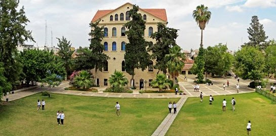 Tarsus Amerikan Koleji: