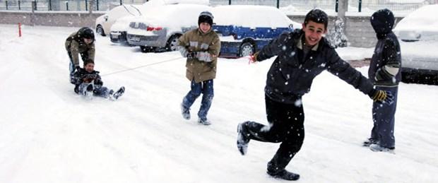 6 ilde okullara kar tatil