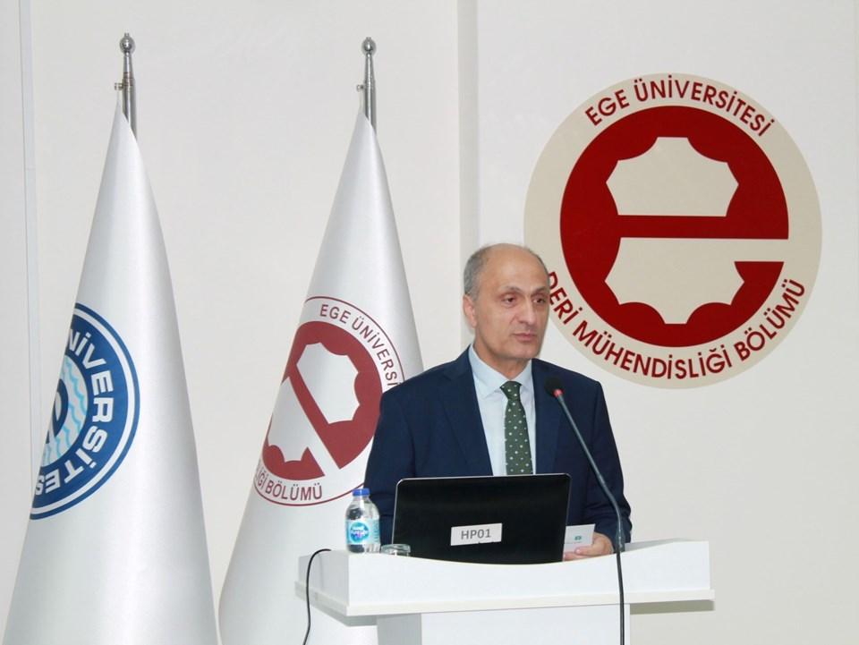 İDMİB Başkanı Mustafa Şenocak