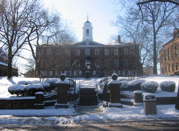 RUTGERS, THE STATE UNIVERSITY OF NEW JERSEY - NEW BRUNSWICK