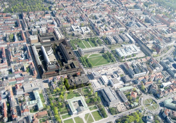 TECHNICAL UNIVERSITY MUNICH