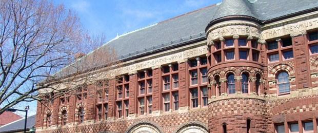 Harvard Üniversitesi'nde kopya skandalı