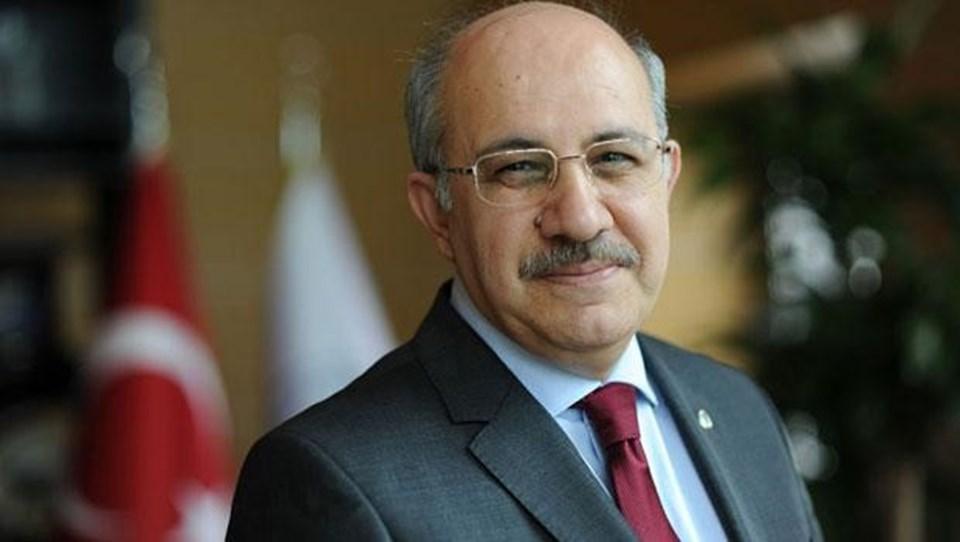 İstanbul Teknik Üniversitesi (İTÜ) Rektörü Prof. Dr. Mehmet Karaca