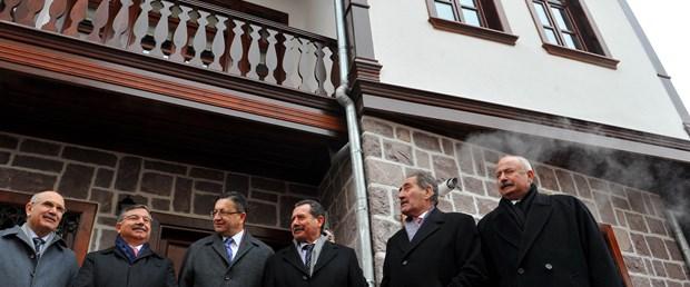 'Mehmet Akif Ersoy Müze Kütüphanesi' açıldı