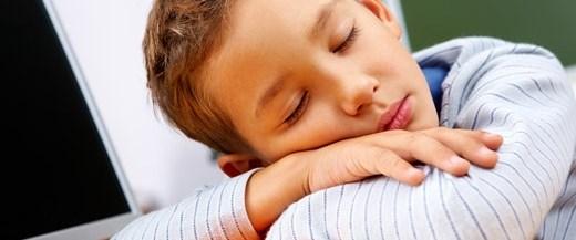 Öğrencilere 'uyku dersi'