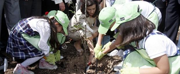 Okullarda meyve bahçeleri oluşturulacak