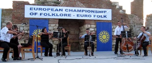 Osmanlı şarkılarıyla Avrupa şampiyonu oldu