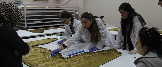'Restorasyon Konservasyon Laboratuvarı' kuruldu
