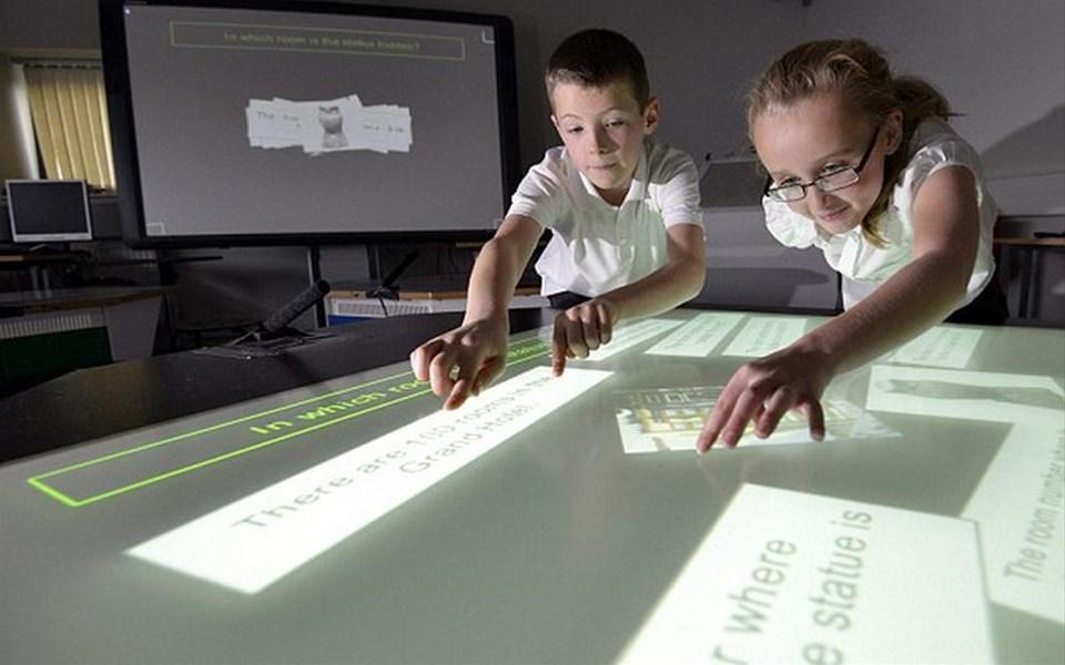 Sınıflarda 'Uzay yolu' çağı
