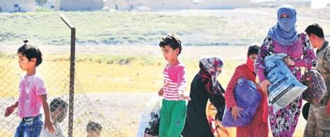 Suriyeli mültecilere üniversite yolu