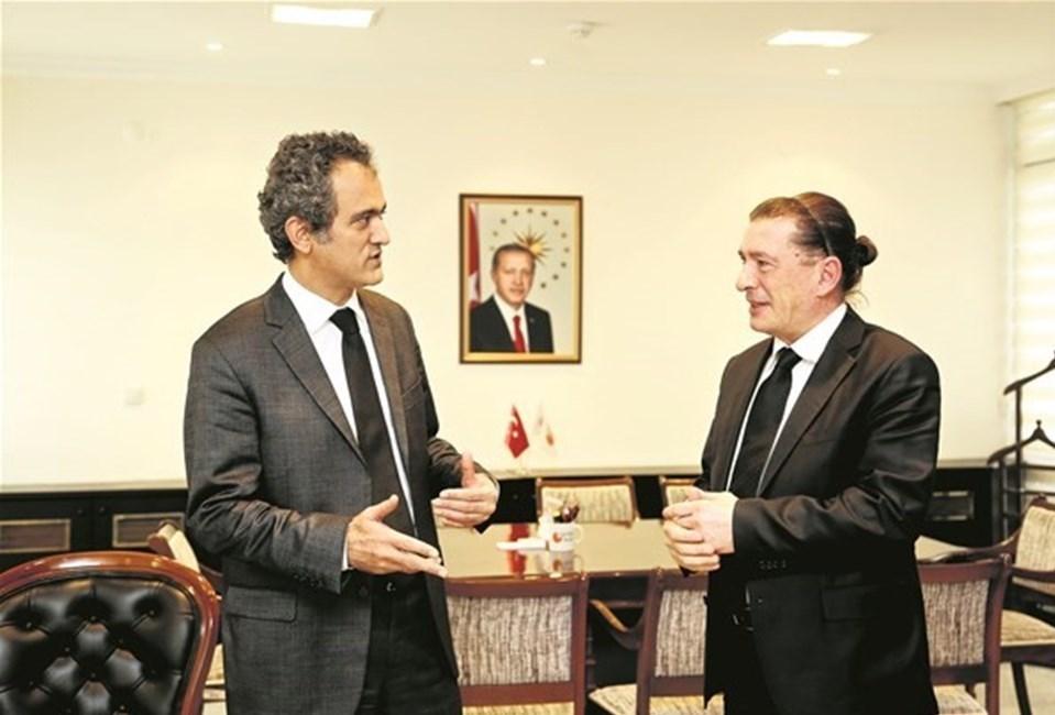 ÖSYM Başkanı Prof. Dr. Mahmut Özer ile buluştuk
