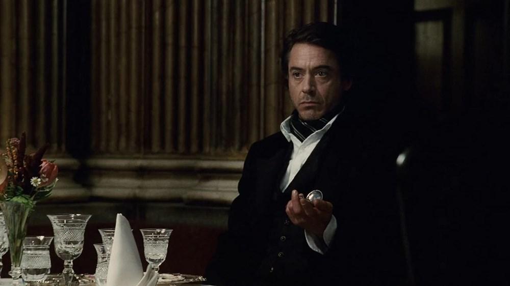 Robert Downey Jr. Sherlock Holmes evreni oluşturmak istiyor - 12